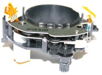 تعمیر موتور اتوفوکوس لنز کانن