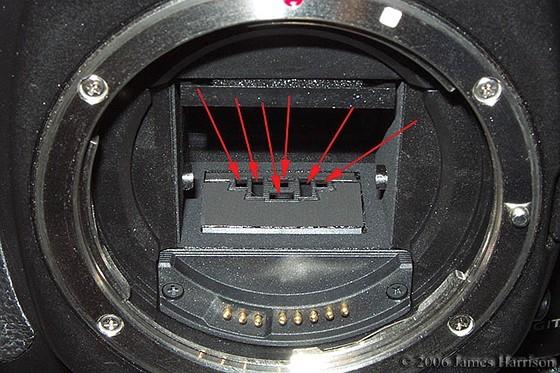 نمایندگی تعمیر دوربین کانن