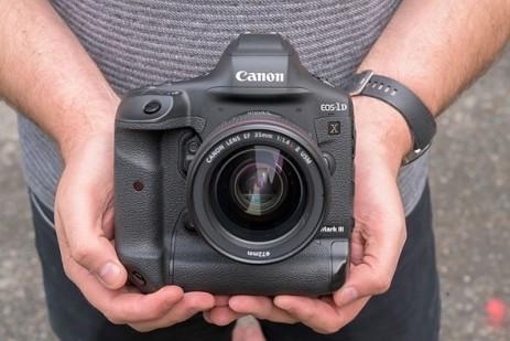 تعمیر دوربین کانن 1dx MK III