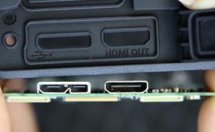 تعمیر درگاه HDMI